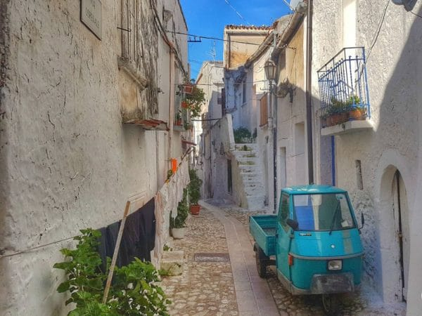 Cagnano Varano, Puglia: um vilarejo onde parece que o tempo parou