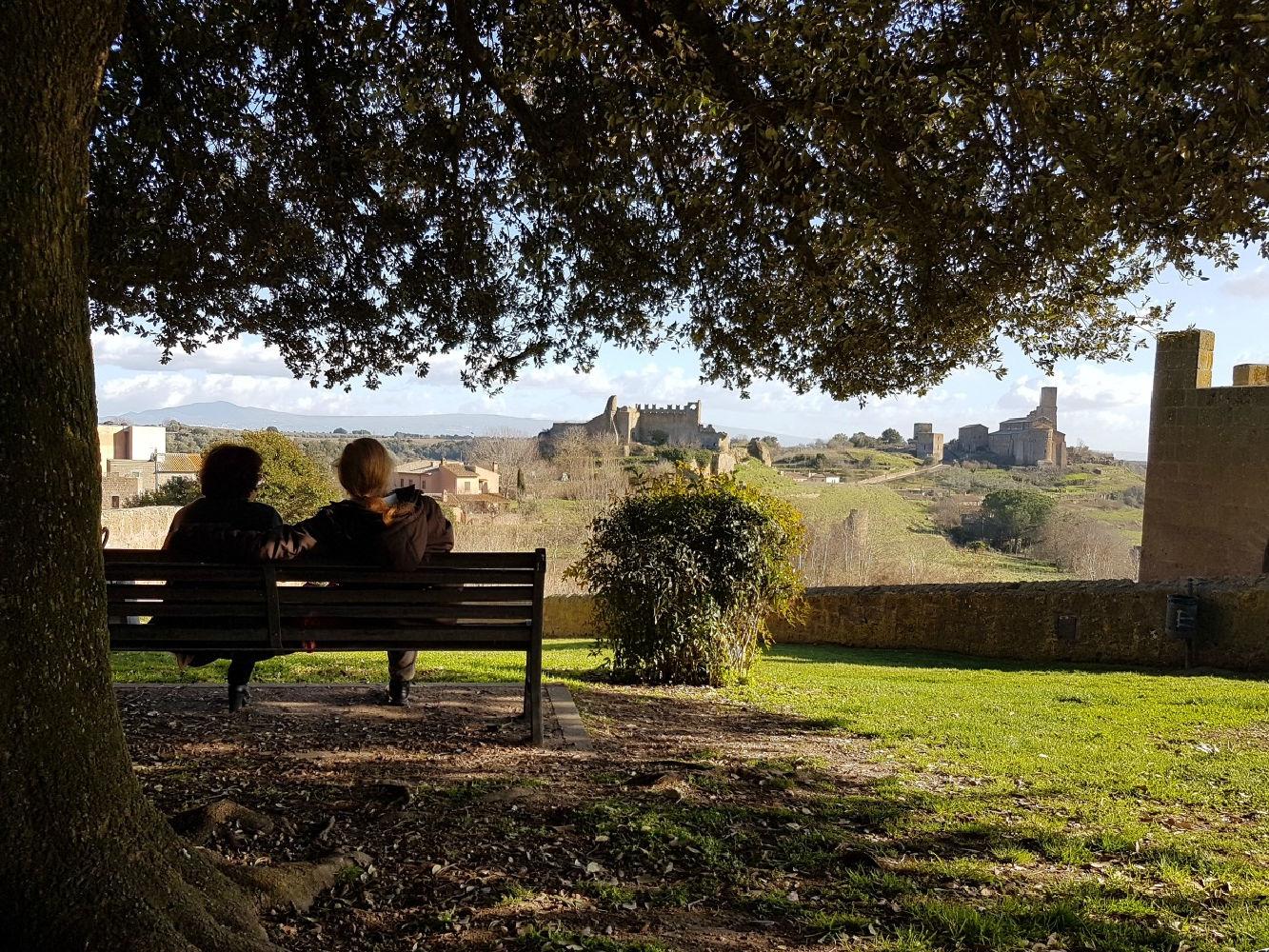 Tuscania, a pequena Provença da Itália