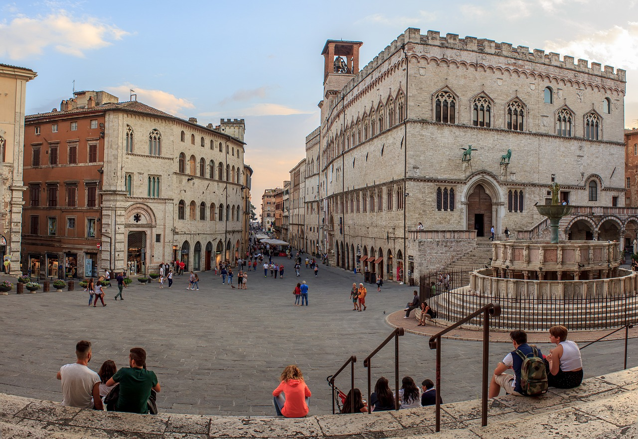 Perugia: dicas do que fazer na capital italiana do chocolate
