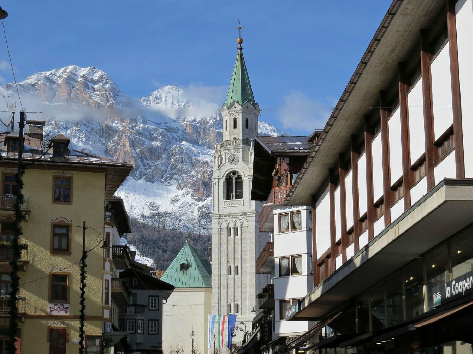 Cortina d'Ampezzo: o que fazer além de esquiar!