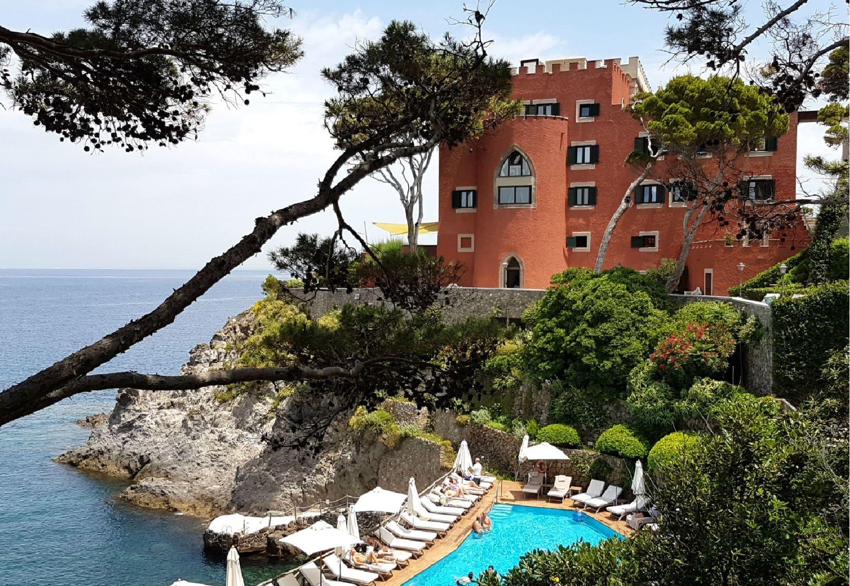 Hotel em Ischia: Mezzatorre Resort & Spa