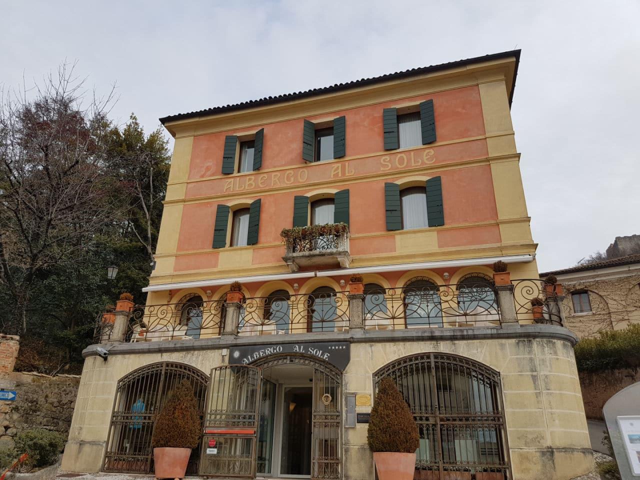 Hotel em Asolo, Vêneto: Albergo al Sole