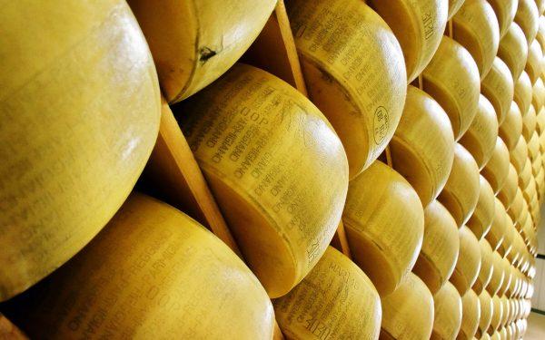 Parmigiano Reggiano: curiosidades sobre o rei dos queijos italianos