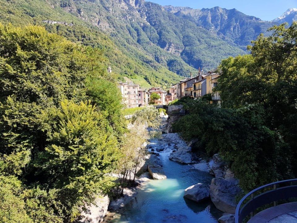 Chiavenna: Descubra uma linda cidade da Lombardia