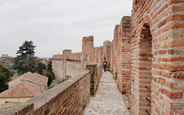 Cittadella: Um passeio nas muralhas melhor preservadas da Europa
