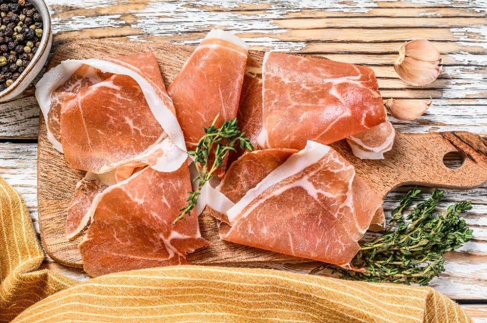 Presunto de Parma: uma especialidade italiana