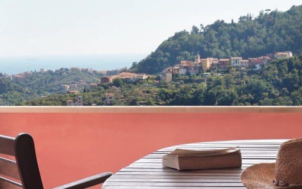 OmHom: Hospitalidade e sossego em um vilarejo da Ligúria